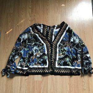 Free People Kimono Jacket Size Large